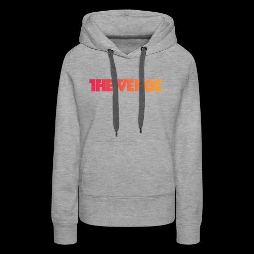 The Vrg - Women's Premium Hoodie