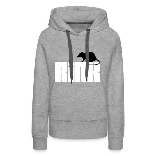 Rink Rat - Women's Premium Hoodie