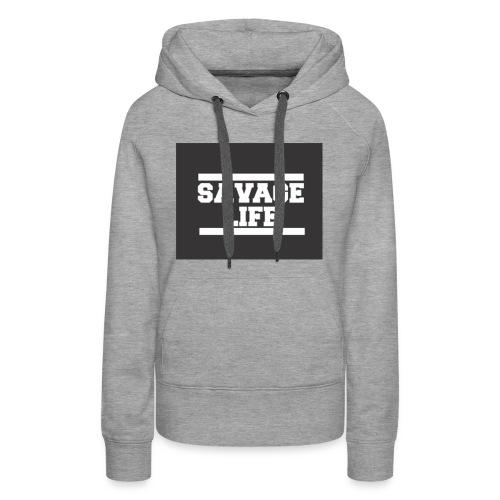 Savage wear - Women's Premium Hoodie