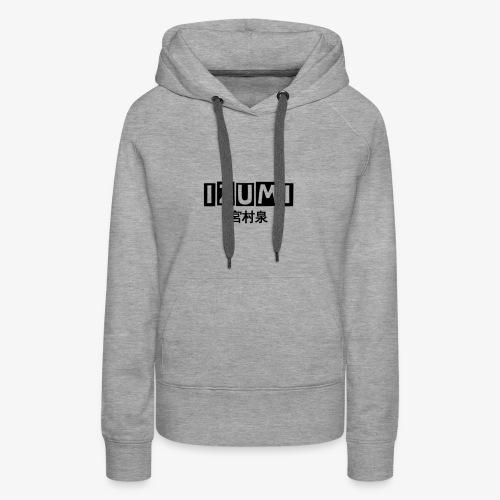 Izumi - Women's Premium Hoodie