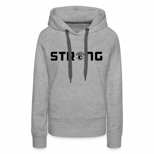 PK Strong - Women's Premium Hoodie