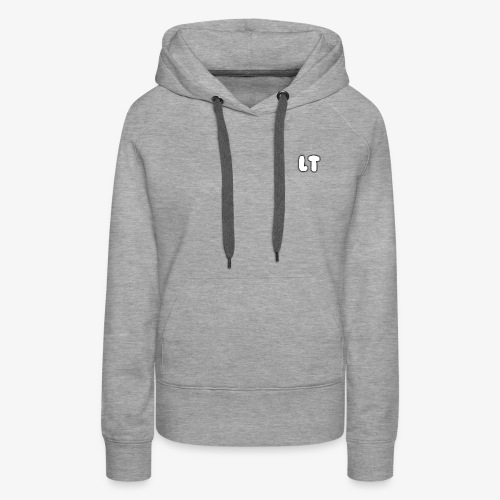 LIl Tbaz Logo - Women's Premium Hoodie