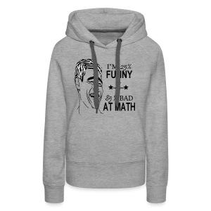 funny - Women's Premium Hoodie