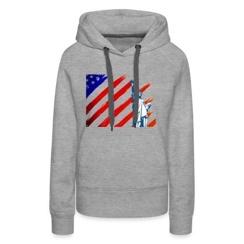 American Liberty - Women's Premium Hoodie