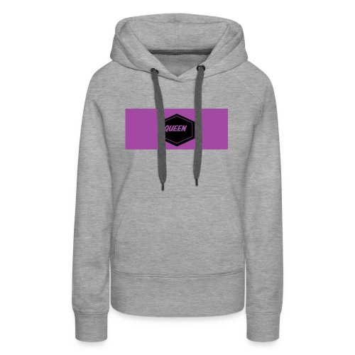 the queen - Women's Premium Hoodie