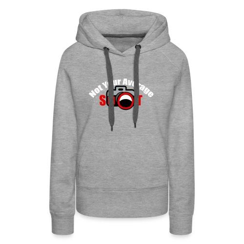 NYAS BRIGHT RED - Women's Premium Hoodie
