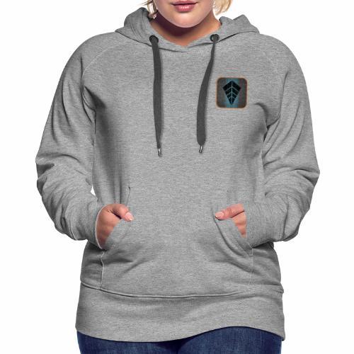 digital logo - Women's Premium Hoodie
