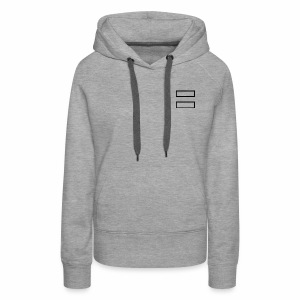 World Equality - Women's Premium Hoodie