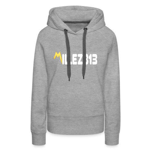 Millez313 With No Background - Women's Premium Hoodie