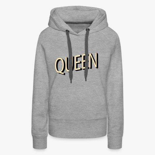 QUEEN - Women's Premium Hoodie