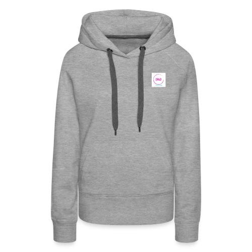 Circle design - Women's Premium Hoodie