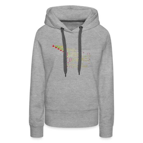 Code T-Shirt - Women's Premium Hoodie