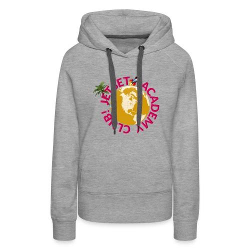 JAC Swag Pink Brand - Women's Premium Hoodie
