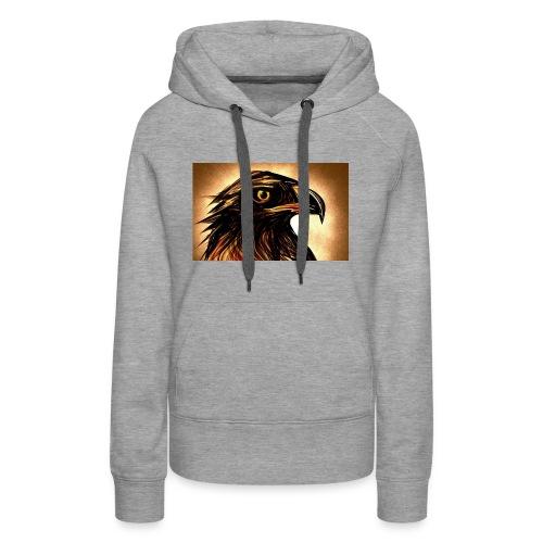 eagle - Women's Premium Hoodie