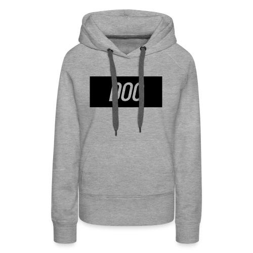 Doc Shirt Logo - Women's Premium Hoodie