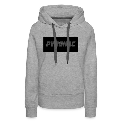 Logo (Rectangle) - Women's Premium Hoodie