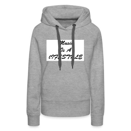 KNG - Women's Premium Hoodie