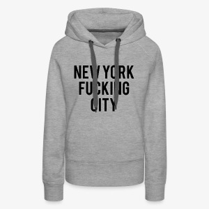 NYC - Women's Premium Hoodie