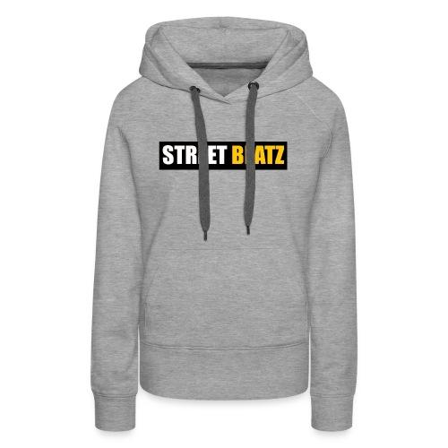 Street Beatz Official - Women's Premium Hoodie