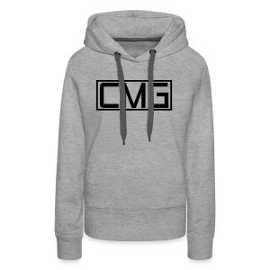 CMG Boxed - Women's Premium Hoodie