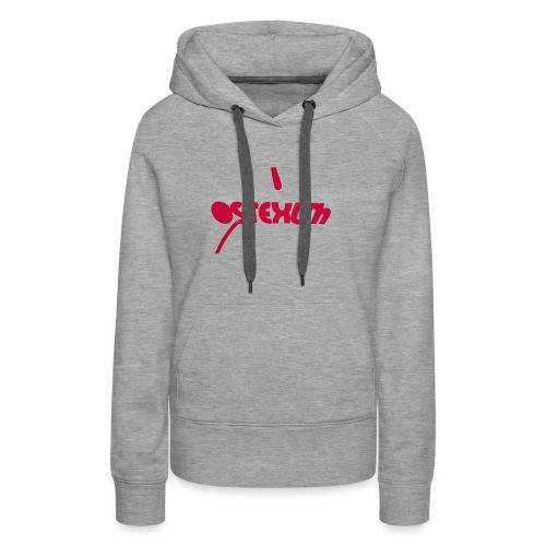 RiZE oStexlth - Women's Premium Hoodie