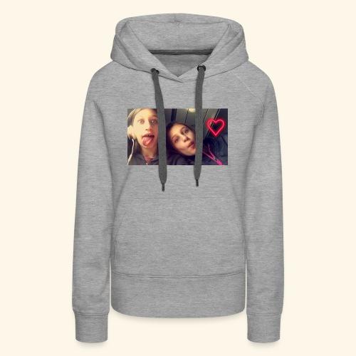 Madison and Dylan Selfie - Women's Premium Hoodie