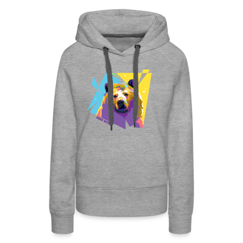 Bear Within - Women's Premium Hoodie