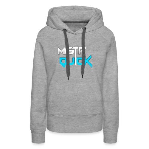 Mistr Quick - Women's Premium Hoodie