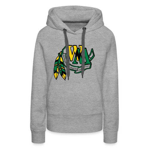 WMHS: Washington Marion Magnet High School - Women's Premium Hoodie