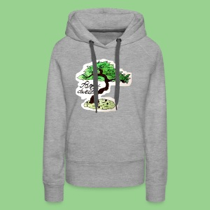 forest dweller Tree - Women's Premium Hoodie