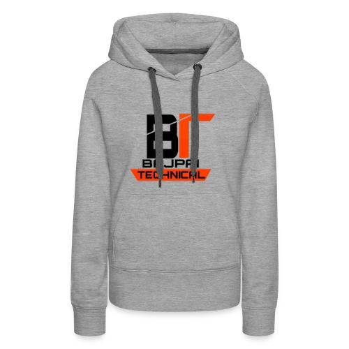 Technology tshirt - Women's Premium Hoodie