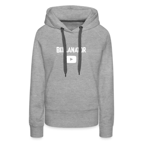 Bellanator Merch - Women's Premium Hoodie