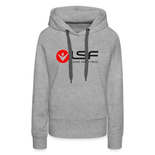 LSF Logo Black - Women's Premium Hoodie