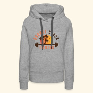 OBF Logo (Multi-Color) - Women's Premium Hoodie