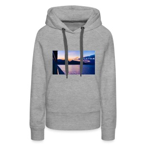 Maui Cruising It Travel - Women's Premium Hoodie