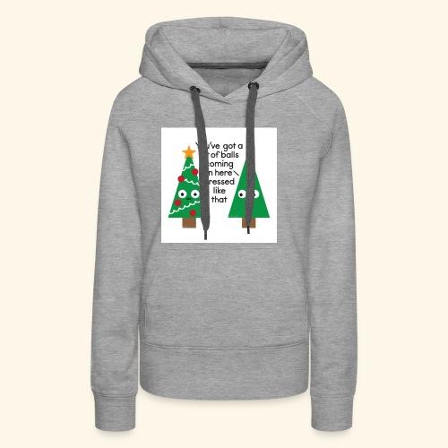 Christmas - Women's Premium Hoodie