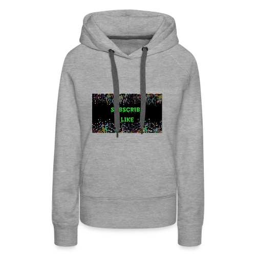 Photo 1516737192484 - Women's Premium Hoodie
