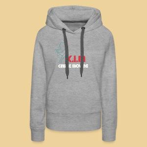 K I M offical - Women's Premium Hoodie