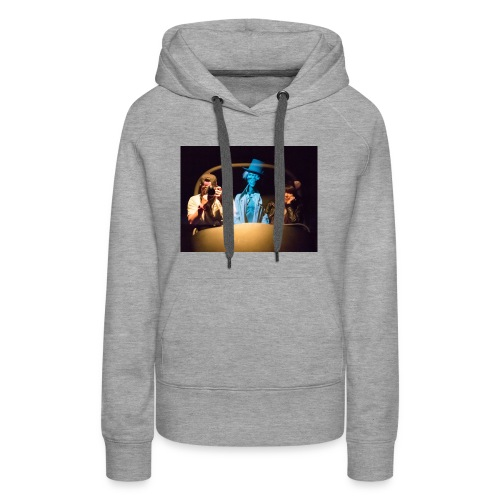 Haunted Mansion ghost - Women's Premium Hoodie