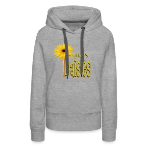 The Daisies Team Logo - Women's Premium Hoodie