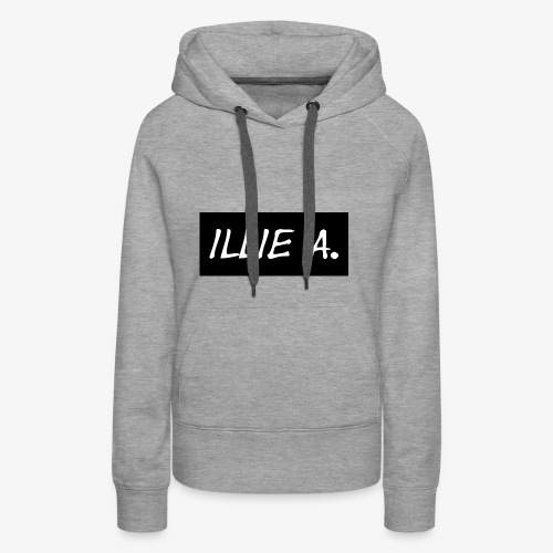 Illie A. Clothes - Women's Premium Hoodie