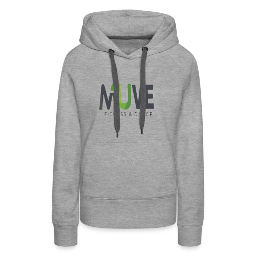 MUve Dance Fitness - Women's Premium Hoodie