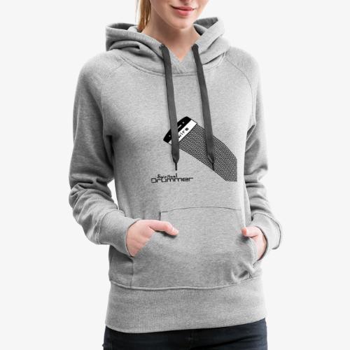 Wire Design - Women's Premium Hoodie