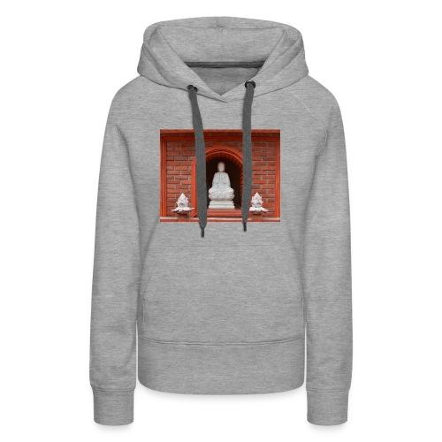 Buddha - Women's Premium Hoodie