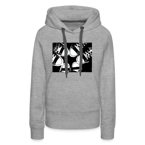 Friends with same taste - Women's Premium Hoodie