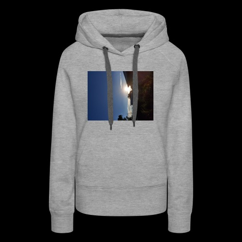 we dont sleep alone - Women's Premium Hoodie
