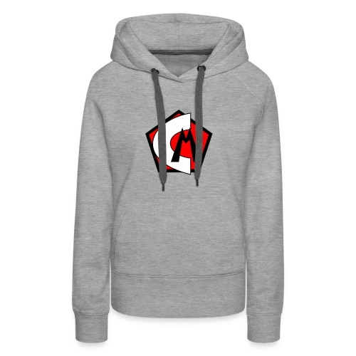 Captain Marvelous Logo - Women's Premium Hoodie