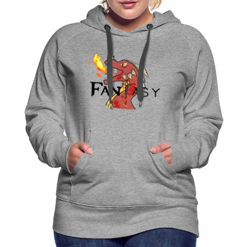 Dragon Fantasy Shirt! - Women's Premium Hoodie