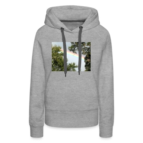 Rainbow way down South - Women's Premium Hoodie