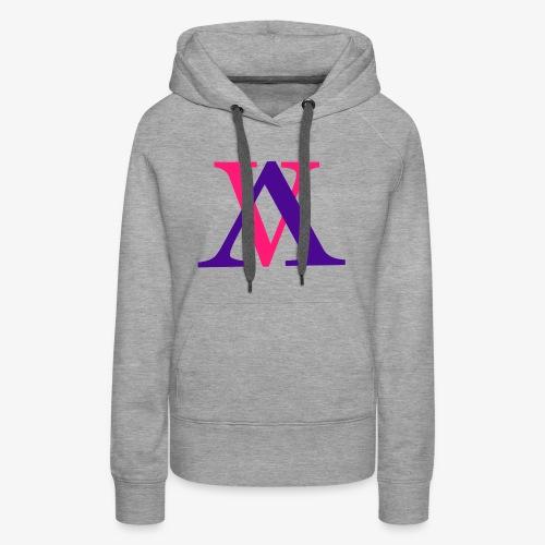 vA - Women's Premium Hoodie